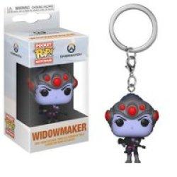 Funko Pop Overwatch - Widowmaker Keychain