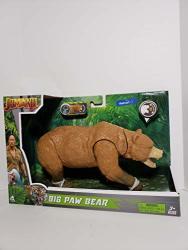 Jumanji - Big Paw Bear - Sound Action And Head Movement Figure