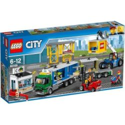 LEGO CITY - Town Cargo Terminal