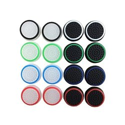 ElementDigital Playstation 4 Thumbstick PS4 PS3 PS2 Xbox ONE 360 Thumbstick  Grips Cap Replacement Parts Silicone Analog Thumb St | R365 00 | Home and