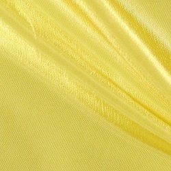 Ben Textiles Inc. Two Tone Taffeta Light Yellow Fabric By The Yard