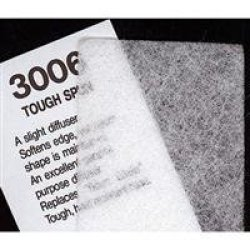 "Rosco Cinegel Tough Spun 20"" X 24"" Sheet Of Light Diffusing Material"