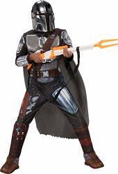 Rubie's Star Wars The Mandalorian Beskar Armor Children's Costume Small