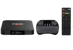 Amazon T95 S1 Smart Tv Box Free MINI Wireless Keyboard