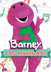 Barney: The Music Box + Venice Anyone? DVD