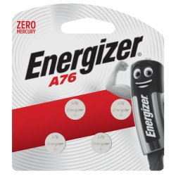 Energizer - A76 4 Pack