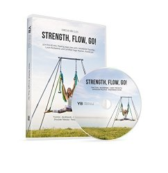 Yoga Trapeze Official DVD Strength Flow Go Level II Series By & Pdf Pose  Chart   R820 00   Sports and Outdoors   PriceCheck SA