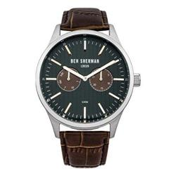 Ben Sherman WB024BRA Mens Spitalfields Social Watch
