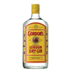GORDON'S London Dry Gin 1 X 750ml