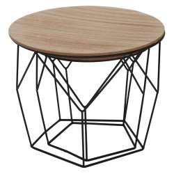 No Brand - Siena Set 2 Table Natural