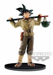 Banpresto - Figurine Dbz - Super Saiyan Broly Full Power 23CM - 3296580829798