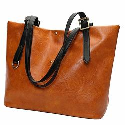 ccf7dd2b5be3 COPPEN Fashion Retro Soft Leather Shoulder Bag Tote Bag Ladies Bag Handbag  Backpack | R850.00 | Fancy Dress & Costumes | PriceCheck SA