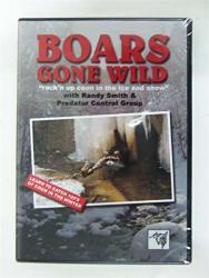 Predator Control Group Randy Smith Clint Locklear DVD Boars Gone Wild Pcg