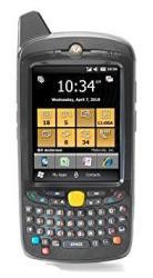 Motorola MC65 Handheld Mobile Computer : 2D Barcode Scanner Unlocked Cellular Gps Wifi Bluetooth Windows Embedded 6.5 Pro MC659B-PD0BAA00200