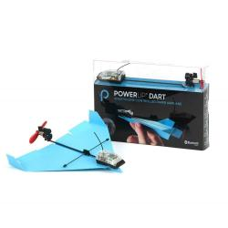 Powerup Dart Aerobatic Smartphone Controlled Paper Airplanes Conversion Kit