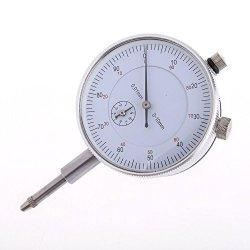 VANPOWER Dial Indicator Precision Tool 0.01MM Accuracy Measurement Instrument Dial Indicator Gauge