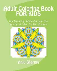 Adult Coloring Book For Kids