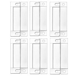 Mbangde Lot Of 6 Wired Magnetic Door Contact Personal Alarm Gap Window Door  Sensor For Home Security Alarm System Diy Kit | R519 00 | Security