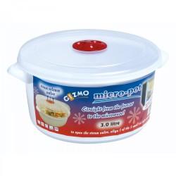 Gizmo 3l Plastic Microwave Pot