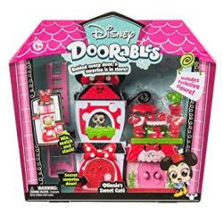 Disney Doorables S2 Themed Playset - Minnie's Sweet Cafe