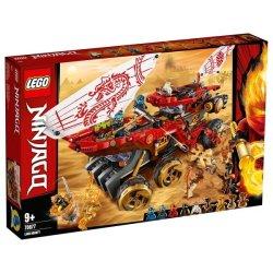 Lego Ninjago Land Bounty
