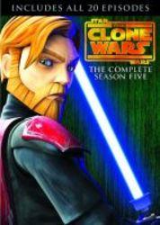 Star Wars: The Clone Wars - Season 5 dvd