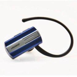 MyNetDeals MINI Wireless Bluetooth Earpieces Headset Headphones For Blackberry Passport Classic Q20 Z3 Z30 9720 Q5 Q10 Z10 Bold 9900 Blue + Stylus
