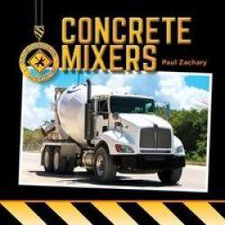 Concrete Mixers Hardcover
