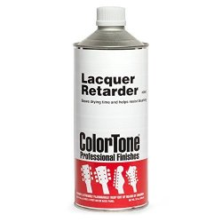 StewMac Colortone Nitrocellulose Lacquer Retarder 1-QUART Can