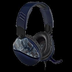 Turtle Beach Recon 70 Blue Camo Headset Multi