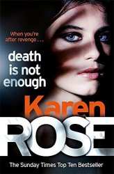 Death Is Not Enough The Baltimore Series Book 6