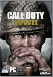 Call Of Duty: World War II Download Code PC Dvd-rom | R569 00 | Games |  PriceCheck SA