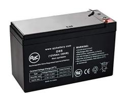 Ryobi Weed Eater 182391 12V 9AH Lawn And Garden Battery - This Is An Ajc Brand Replacement
