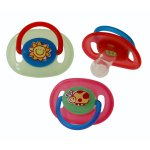 Snookums - Silicone Soother Cherry 2 Pack