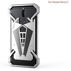 best website 57601 4b176 DAYJOY Huawei Nova 2I Case Cool Design Spider Style Premium Aluminum Metal  Protective Bumper Frame Case Cover For Huawei Nova 2I | R | Cellphone ...