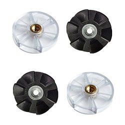 Blendin Replacement 4 Base Gears 4 Blade Gears Clutch Parts Fits Magic Bullet MB1001 Blender