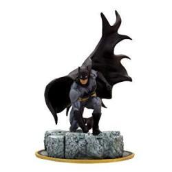 Factory Entertainment Justice League - Batman Metal Miniature Premium Statue