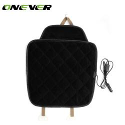 Car Seat Heater 12V Warm Winter Electric Heating Pad Cushion Carbon Fibe