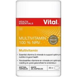 Vital Multivitamin Capsules 30s