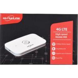 Ultralink Ultra Link 4G LTE Mobile High-speed Mifi