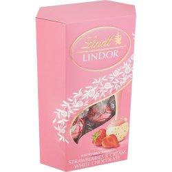 Lindor Truffles Cornet 200G - Strawberry & Cream