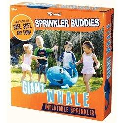Toysmith Sprinkler Buddies Collar