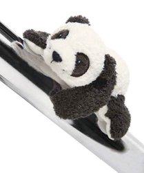 BRANDS|NICI|WILD FRIENDS Nici Panda Yaa Boo Plush Magnet 12CM