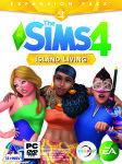 Electronic Arts The Sims 4: Island Living - Expansion Pack PC