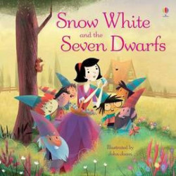 Snow White & The Seven Dwarfs Paperback