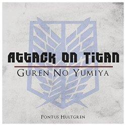 "Guren No Yumiya From ""attack On Titan"""