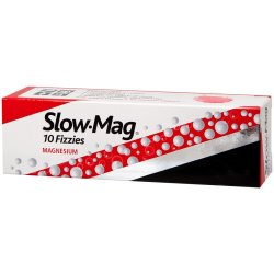 Slow Mag Fizzy 10'S Effervescent Tablets