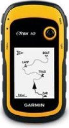 Garmin Etrex 10 Rugged Handheld Outoor Gps With Enhanced Capabilities