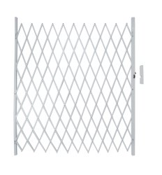 Armourdoor Alu Flex Security Gate 2.1M X 2M - White