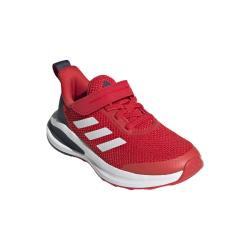 Adidas Kids Fortarun El K Running Shoes - Red